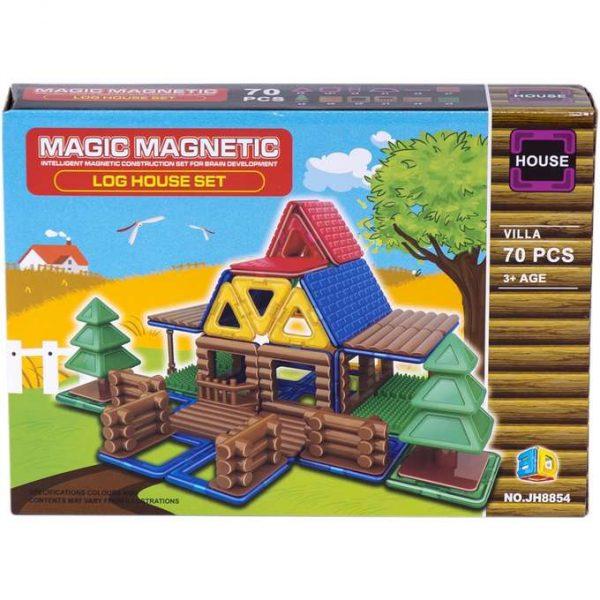 Konstruktorius magnetai 2