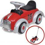 raudonas-retro-vaikiskas-automobilis-su-stumimo-rankena (3)