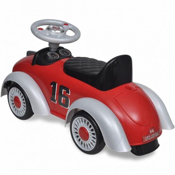 raudonas-retro-vaikiskas-automobilis-su-stumimo-rankena (5)